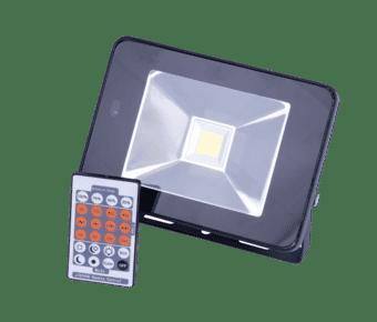 Diamond Grange Remote Control Smart LED Floodlight 20-30W
