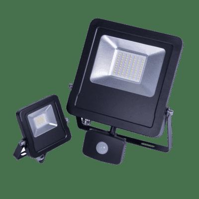 Diamond Tatton Slimline Outdoor LED Floodlight 10-50W