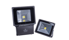 Diamond Coastal Anti-Corrosive Marine LED Floodlight 10-80W