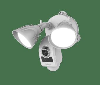 EZVIZ LC1 HD Smart WiFi Security Light CCTV Camera White