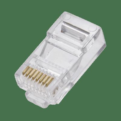 Cat 6 Premium UTP RJ45 modular plugs (10pc)