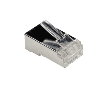 Cat 5e Premium FTP Shielded RJ45 modular plugs (10pc)