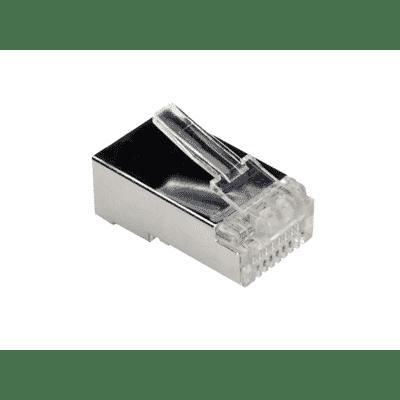 Cat 5e Premium FTP Shielded RJ45 modular plugs (10pc)