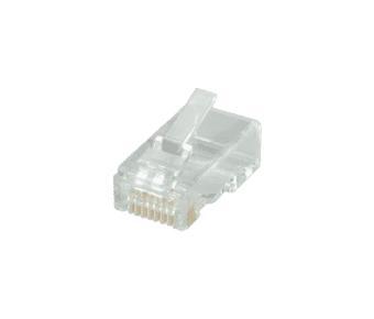 Value Cat 5e RJ45 Modular plug (10pc)