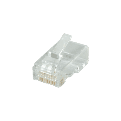 Value Cat 5e RJ45 Modular plug (10pc)