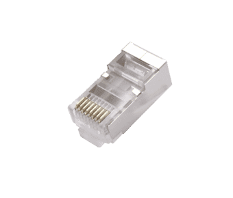 Value Cat 5e Shielded RJ45 Modular plug (10pc)