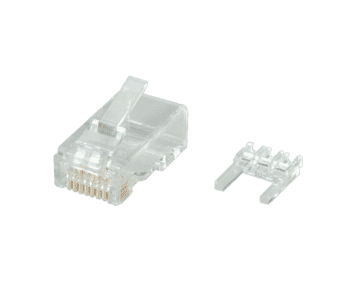 Value Cat 6 RJ45 Modular plug (10pc)