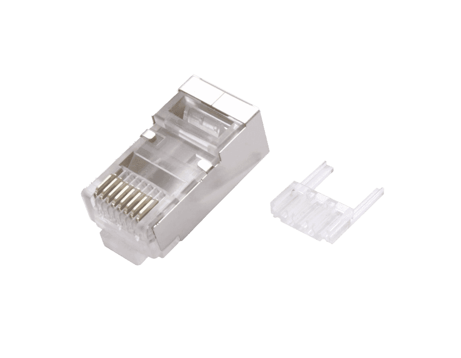 Value Cat 6 Shielded RJ45 Modular plug (10pc)