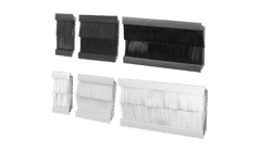 Euro Fit Brush Module Inserts in Black or White