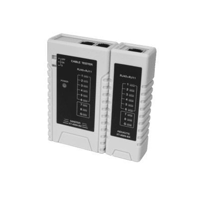 Network Cable Tester for Cat5e Cat6 Cat6A