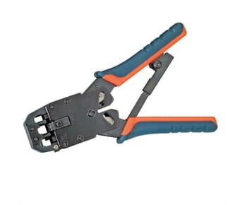 Heavy Duty Modular Plug Crimping Tool RJ45 RJ12 RJ11