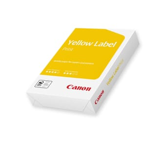 Canon A4 80gsm multi-purpose printer paper - 500 Sheets