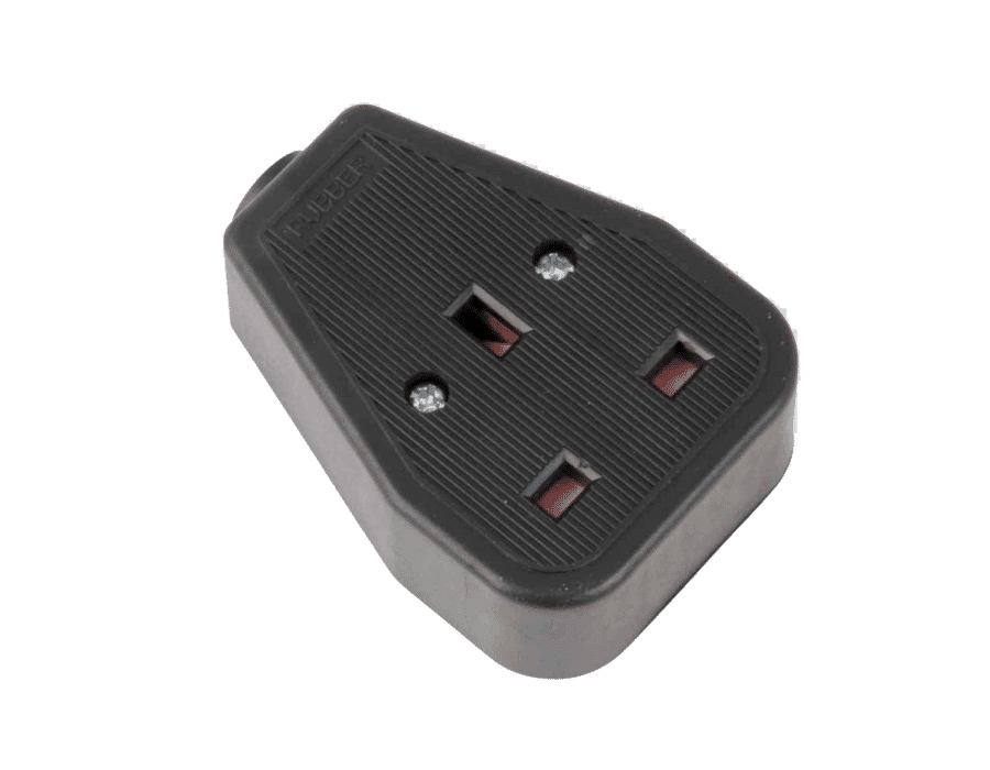 230v Mains Extension Lead Trailing Socket