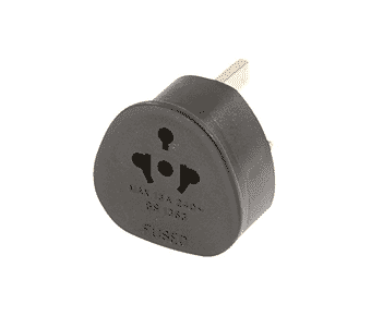 SMJ European to UK Tourist Adapter Plug