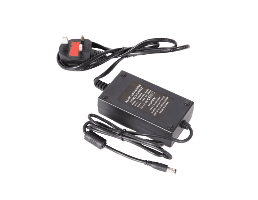 Haydon 12V AC/DC Inline Power Supply with 2.1mm Plug