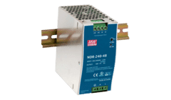 Planet 48V-56V 240W Din-rail Mounted Industrial Power Supply