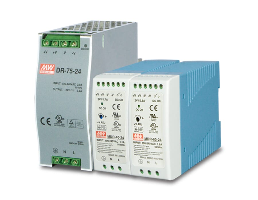 Planet 24v 75W Din-Rail Power Supply