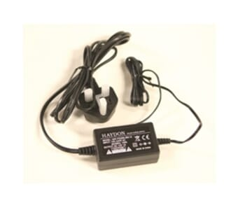 12v DC 5A 2.1mm Inline Power Supply 3.6m cable UK plug