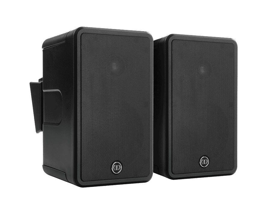 "Monitor Audio Climate 50 5"" Outdoor Speakers Black (Pair)"
