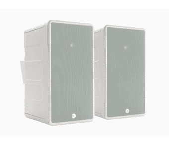 """Monitor Audio Climate 80 8"""" Outdoor Speakers White (Pair)"""