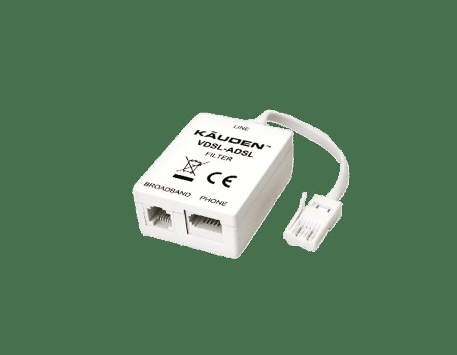 ADSL/VDSL Micro-filter / splitter Broadband Dongle