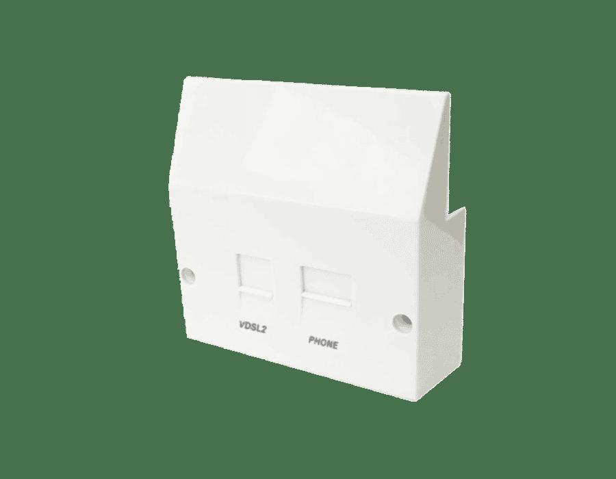 NTE5 ADSL/VDSL Broadband Splitter Filter Plate