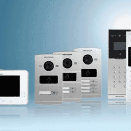 Hikvision IP Video Intercoms