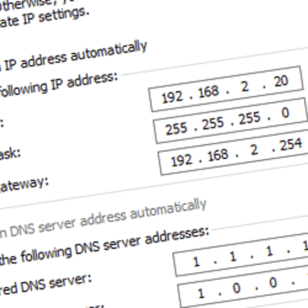 Understanding and Configuring Network IP Addresses